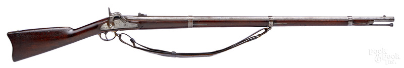 Civil War model 1863 Norfolk contract rifle