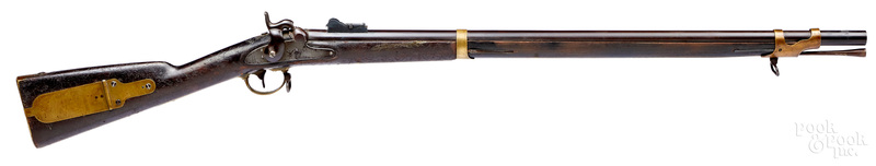 US Harpers Ferry model 1841 percussion rifle