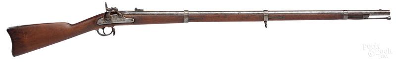 US Bridesburg model 1861 percussion musket