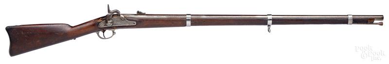 William Mason US model 1863 percussion rifle