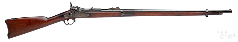 Reproduction US Springfield model 1879 rifle