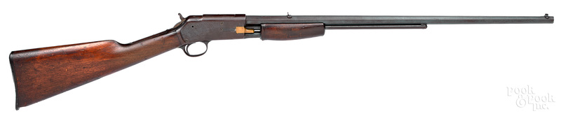 Colt Lightning slide action rifle