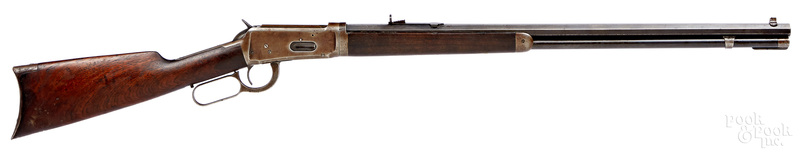 Winchester model 1894 lever action takedown rifle