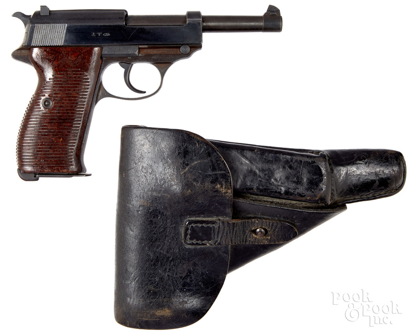BYF44 German P-38 semi-automatic pistol
