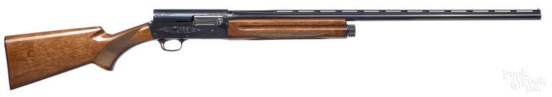 Belgian Browning Magnum Twenty semi-auto shotgun