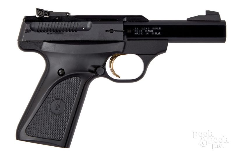 Browning Arms Co. Buck Mark semi-automatic pistol