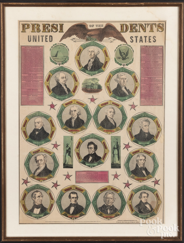 Ensigns & Thayer Presidents of the United States