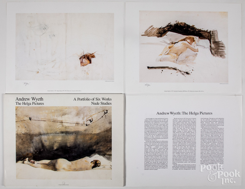 Andrew Wyeth, The Helga Pictures