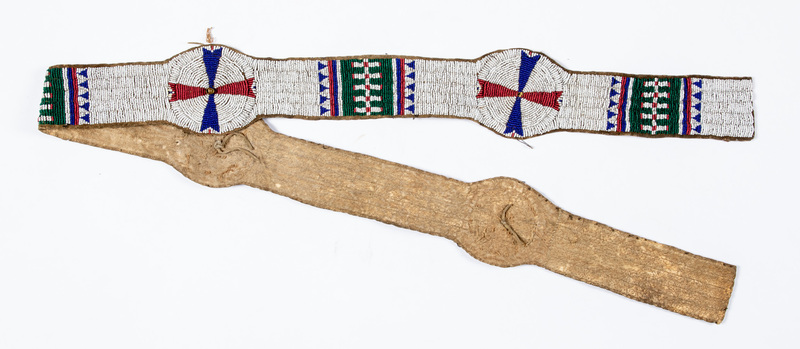 Plains Indian beaded