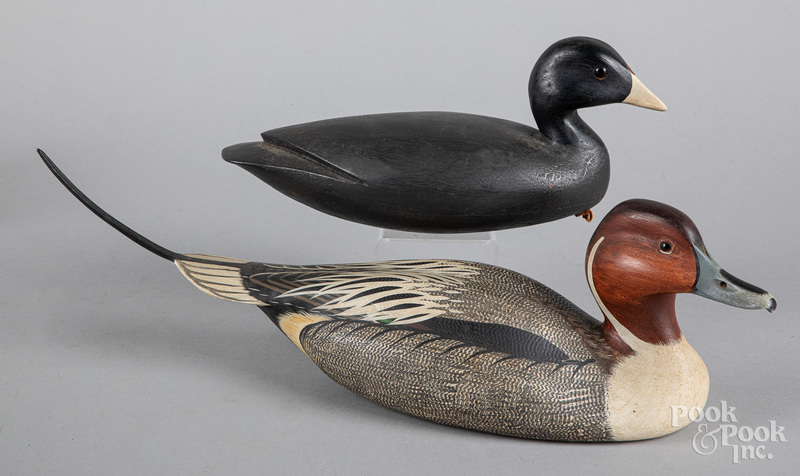 Two decoys