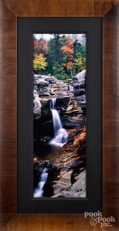 Peter Lik photograph of Screw Auger Falls