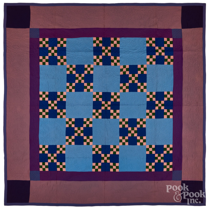 Lancaster County, Pennsylvania Amish quilt