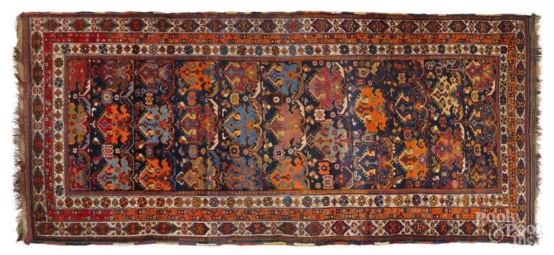 Hamadan long rug, early 20th c.