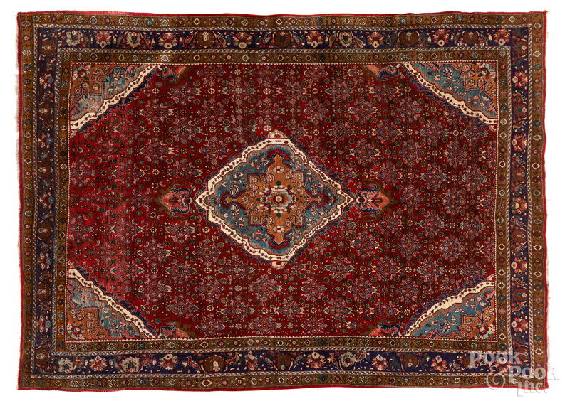 Semi antique Bidjar carpet