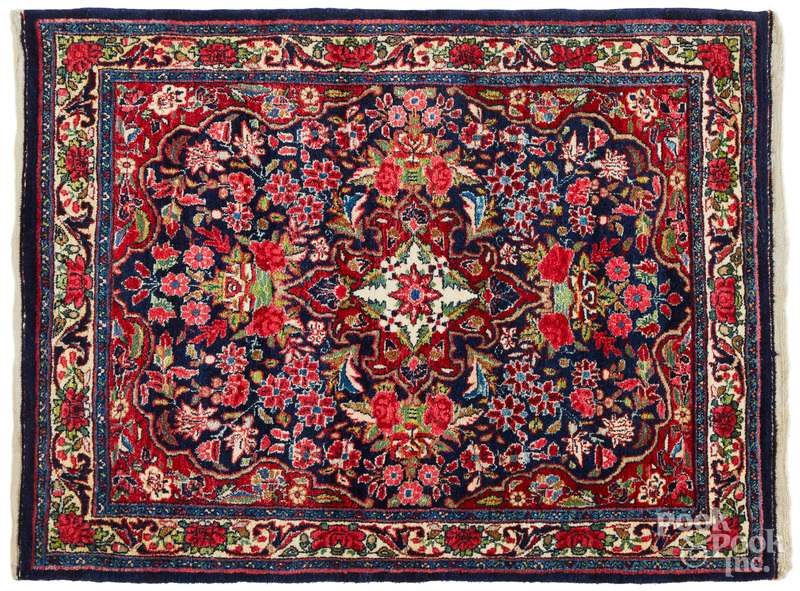 Semi antique Bidjar mat