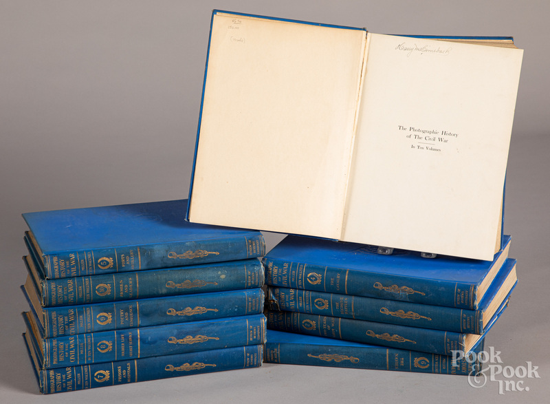 Miller's, Photographic History of the Civil War