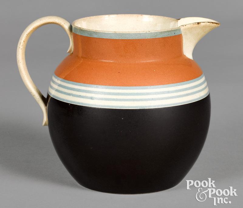Mocha pitcher