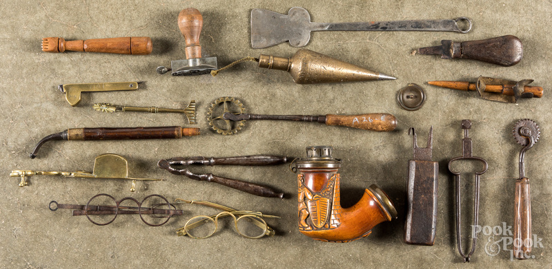 Early tools and accessories