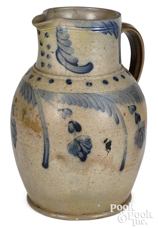 Mid Atlantic three-gallon stoneware pitcher