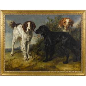 School of Edwin Landseer (British 1802-1873), oiln