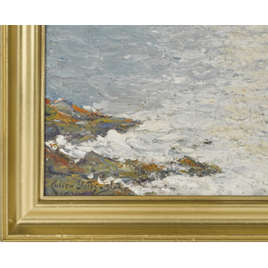 Cullen Yates (American 1866-1945), oil on canvas c