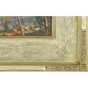 Cullen Yates (American 1866-1945), oil on canvas,i