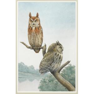 Earl Lincoln Poole (American 1891-1972), watercolo