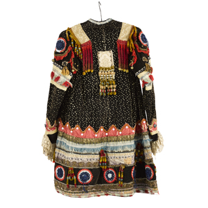 Leni Lenape Native American Indian wedding coat, c