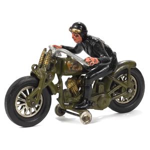 Hubley cast iron Harley Davidson hillclimber motor