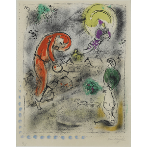 Marc Chagall (French/Russian 1887-1985)