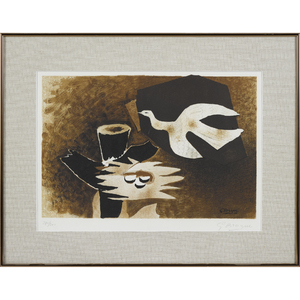 Georges Braque (French 1882-1963), lithograph