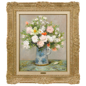 Marcel Dyf (French 1899-1985), oil on canvas