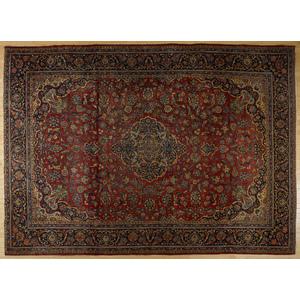 Kashan carpet, ca. 1930, 12'3