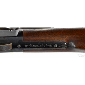 Outstanding Winchester model 1873 3rd model rifle,
