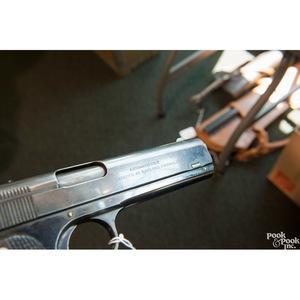 Colt model 1905 semi-automatic pistol, .45 rimless