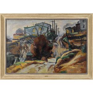 Antonio Pietro Martino (American 1902-1988), oil o
