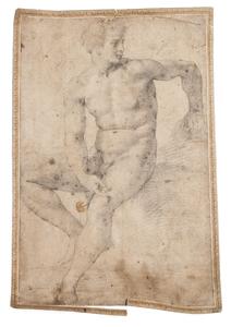 School of Agnolo Bronzino (Italian 1503-1572), cha