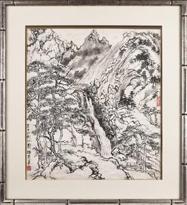 Haisu Liu (Chinese 1895-1994)