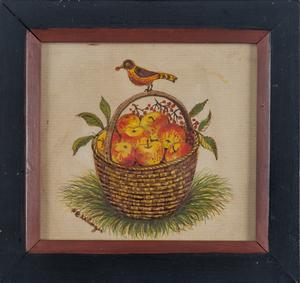 David Y. Ellinger (American 1913-2003), watercolor