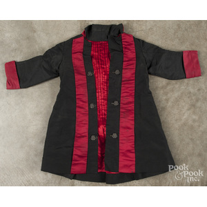 Victorian child's dress jacket