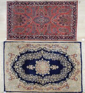 Kirman carpet, 5' 3