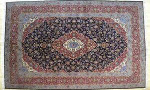 Fine Kahsan carpet, 14' 3