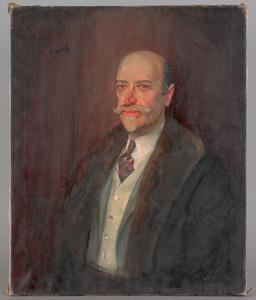 Edward Alfred Cucuel (American, 1875-1954), two oi