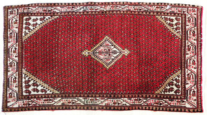 Shiraz carpet, 6'10