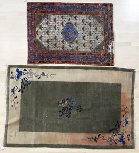 Chinese carpet, 6'9