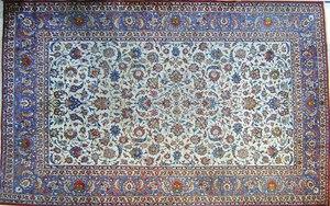 Roomsize Mahal rug, ca. 1960.