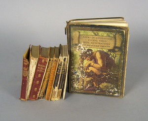 Six early novels.
