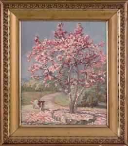 Edwin Oswald Wingert (American, 1864-1934), oil on