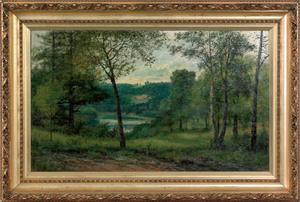 Christopher High Shearer (American, 1840-1926), oi