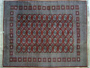 Roomsize Bokhara, 10' x 8' 2